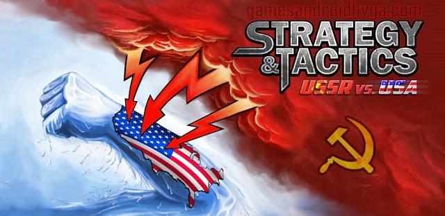 Strategy & Tactics:USSR vs USA v1.0.7 APK