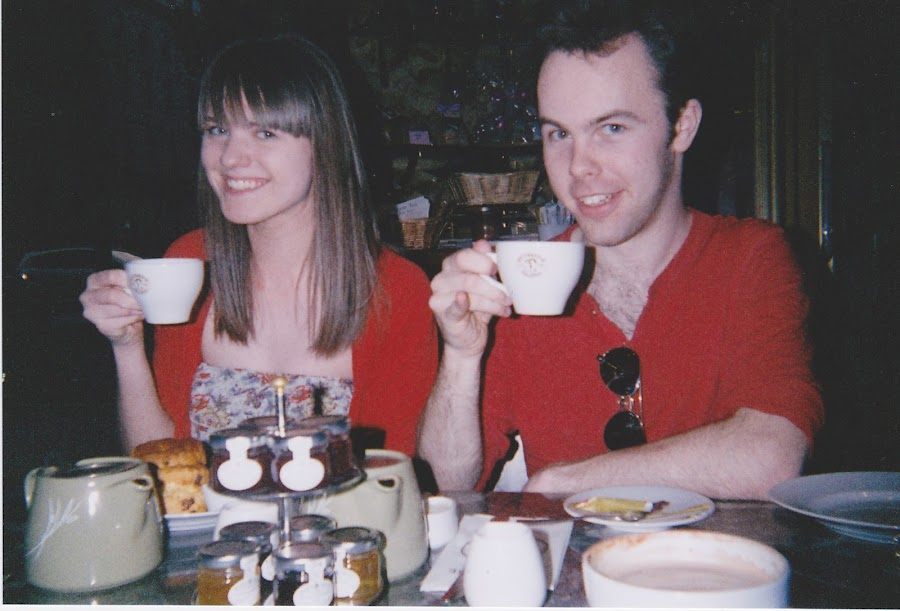it's cohen: uk style blog - disposables, disposable camera, 35mm film, patisserie valerie