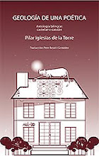 "NUEVO LIBRO de POESIA de PILAR IGLESIAS DE LA TORRE: ""GEOLOGIA DE UNA POETICA"""