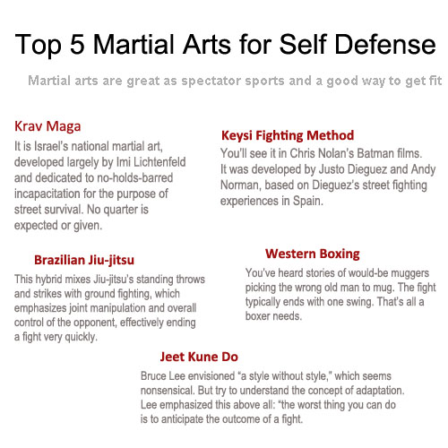 martial arts the art of self defense Learn to survive on your own with best martial art for self defense what are physical and mental benefits of martial arts types and reviews of the best martial arts.