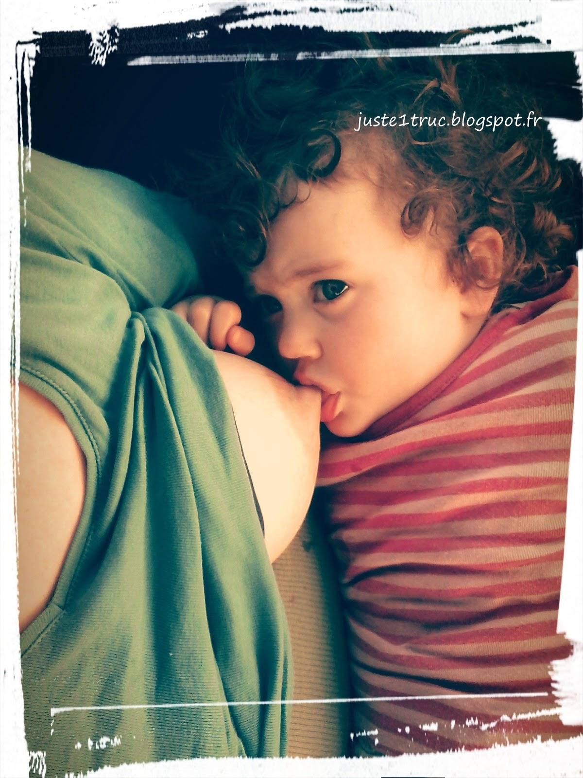allaiter allaitement maternage proximal téter j'allaite lacté