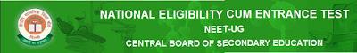 CBSE NEET UG 2013 Admit Card Download