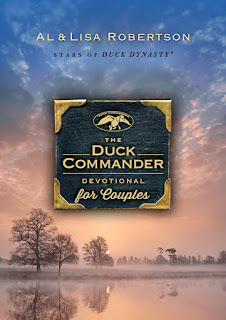 The Duck Commander Devotional for Couples by Alan & Lisa Robertson