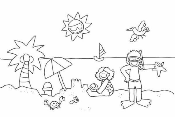 El Blog de 5º B: Vacaciones!!