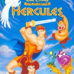 Poster Hercules 1997