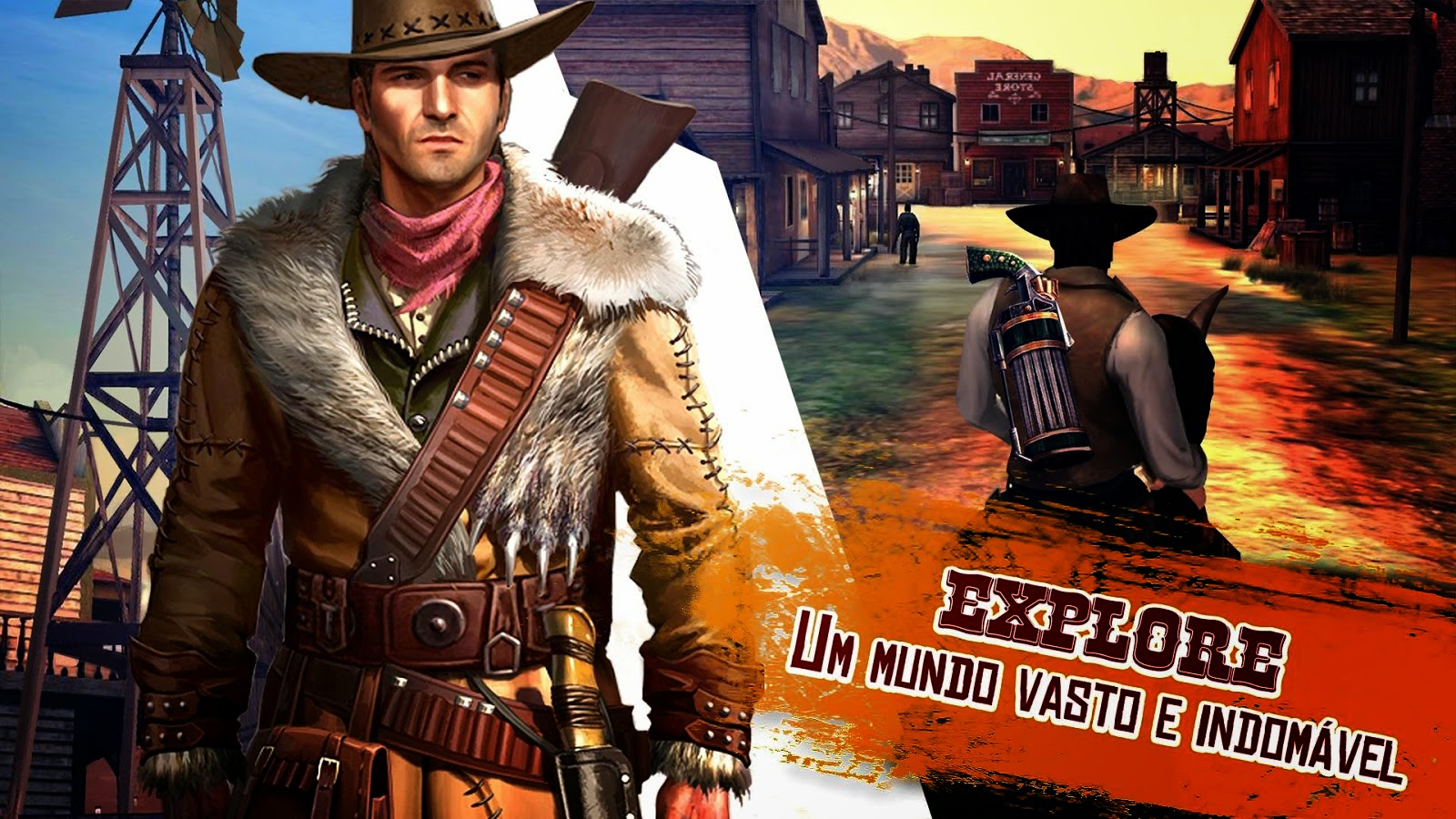 Download Six-Guns Apk
