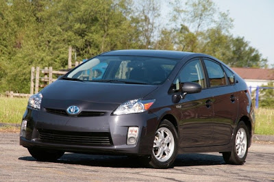 Toyota Prius ICONIC 2004-2009 model User-Guide