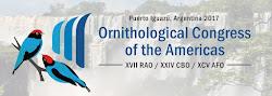 NOTICIA DESTACADA: Congreso Ornitológico de las Américas. En Puerto Iguazú !!!