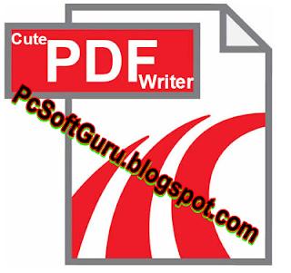 Download CutePDF Writer 3.0.0.6