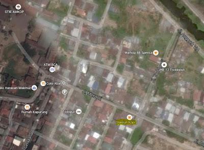 Stasiun Kopi on Map