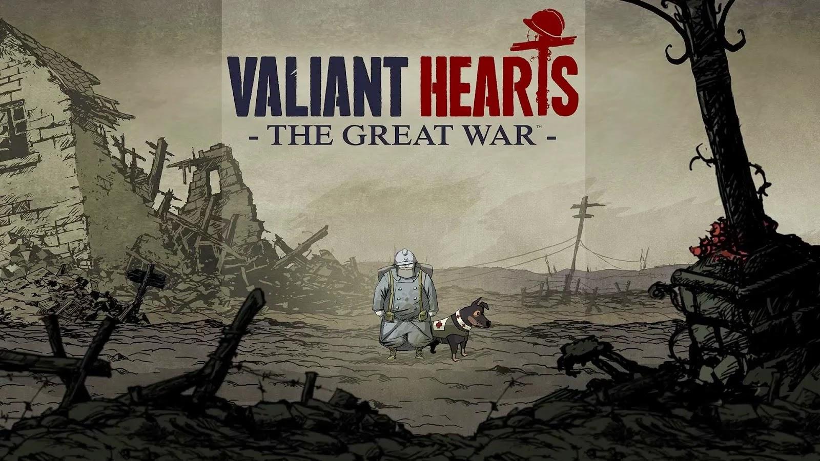Valiant Hearts: The Great War v1.0.0