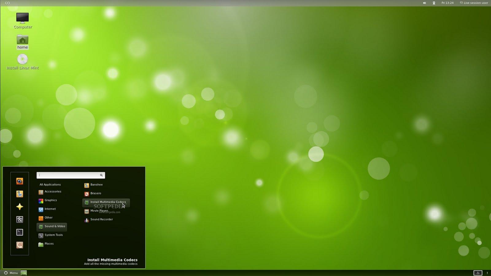 linux mint download 32 bit