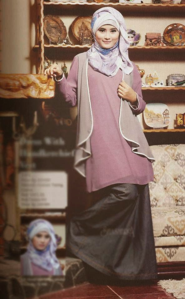 Modéle de hijab