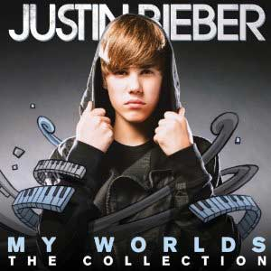Justin Bieber Worlds  Collection on Justin Bieber My Worlds  The Collection 2012