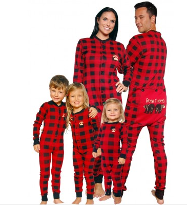being MVP: SleepyHeads Matching Family Pajamas   #Giveaway