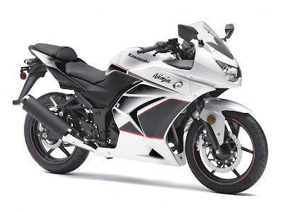 2011 Kawasaki Ninja 250R Motorcycle
