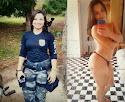 Fotos íntimas de PM feminina vazam e causam alvoroço nas redes sociais