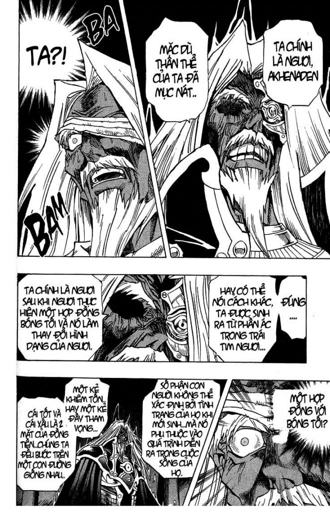 YuGi Oh – Vua Trò Chơi chap 305 Trang 10