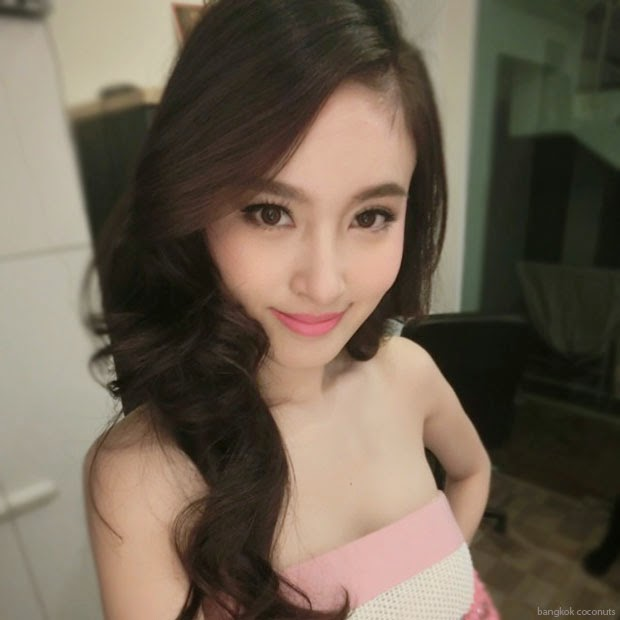 Most Beautiful Transgender Woman in Thailand