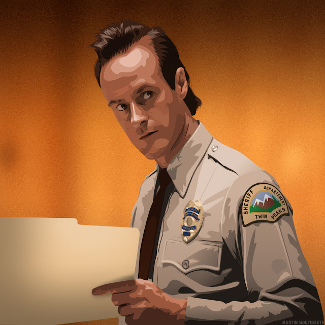 Twin peak illustrated - Deputy Andy Brennan