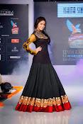 Lavanya Tripathi Glamorous Ramp Walk Photos Gallery-thumbnail-2