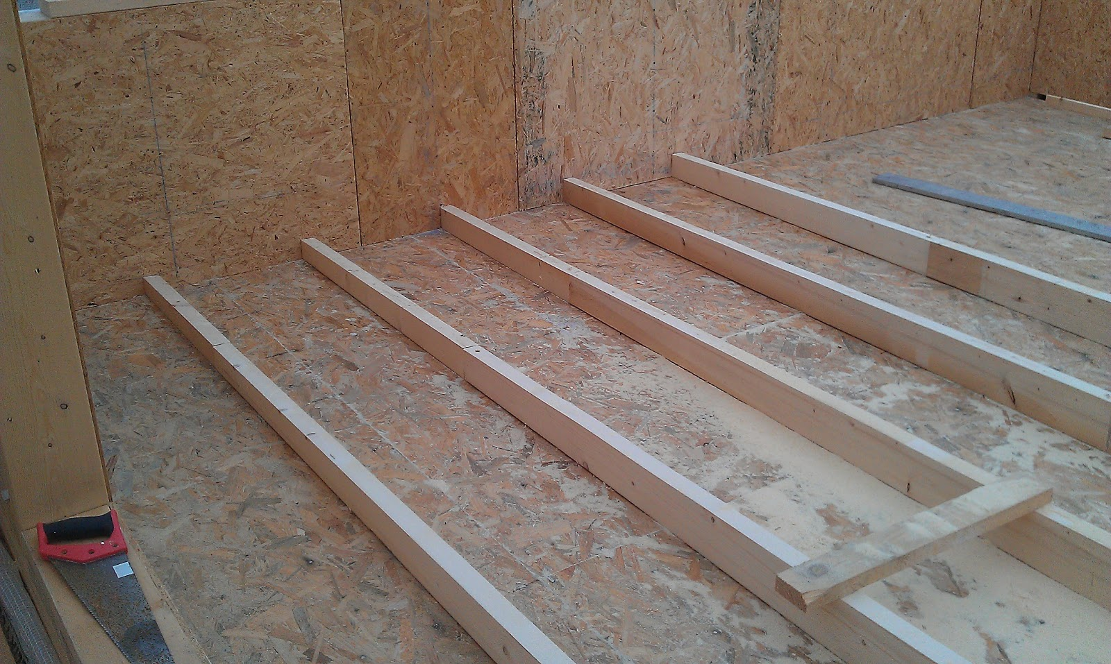 les furets du bois j77 et j78 profils de pente isolation plancher et autre d tails. Black Bedroom Furniture Sets. Home Design Ideas