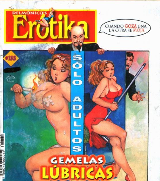 Las Ganosas: Delmonicos Erotika 133