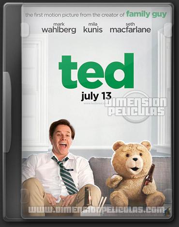 Ted (BRRip HD Español Latino) (2012)