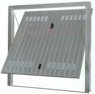 Basculante sistema di apertura per serramenti finestre, porte, box o garage