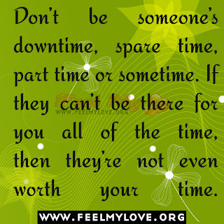 Don't be someone's downtime