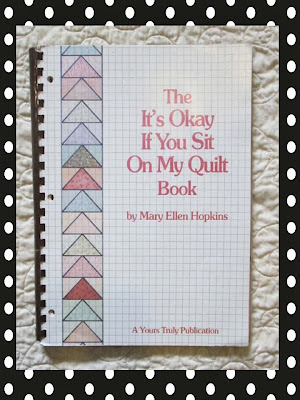 http://www.amazon.com/The-Its-Okay-Quilt-Book/dp/0929950054
