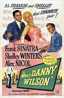 Bandnaam Danny Wilson verklaard - Meet_Danny_Wilson_(1952_film)_poster