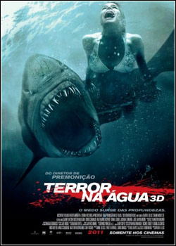 Download Filme Terror na Água BDRip AVI Dual Áudio