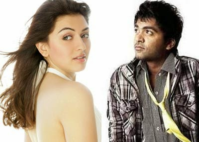 Hansika speaks on her marriage but not with simbu