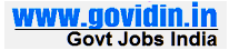 Govt Jobs India 2018-19 Vacancy Recruitment