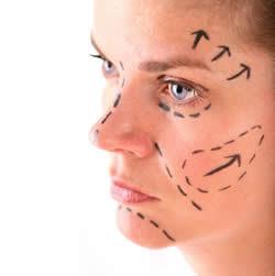 le changement de look et la chirurgie plastique