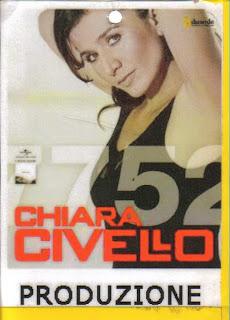 Pass Chiara Civello 2010