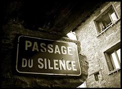 Shhhhhh se ha callado la vida!