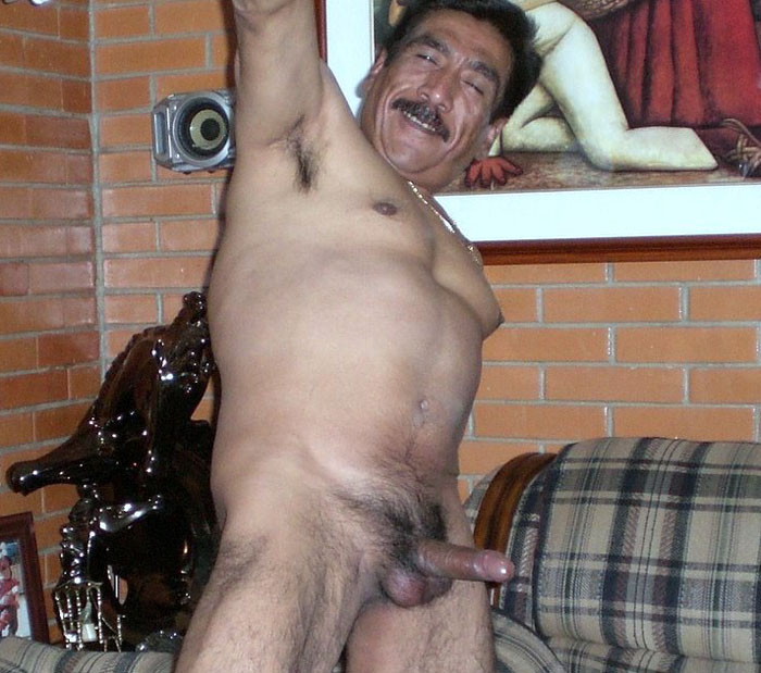 Big dick mature latino men 12