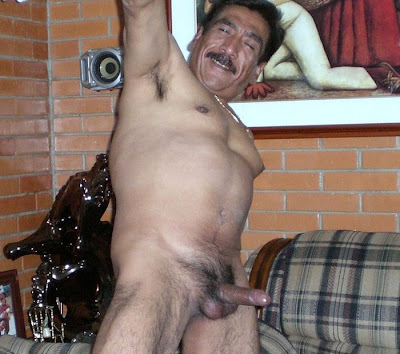 abuelos peludos - mature men cocks - old man hard cock