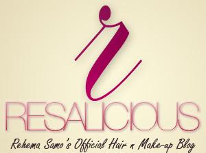 Rehema Makeup