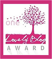 Gracias a Anele por haber nominado mi blog al premio Lovely Blog