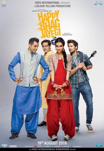Happy Bhag Jayegi 2016 Official Trailer 720p HD Download
