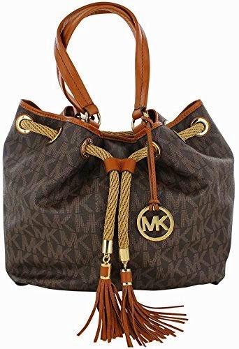 Michael Kors Women Marina Handbag Review and Specs