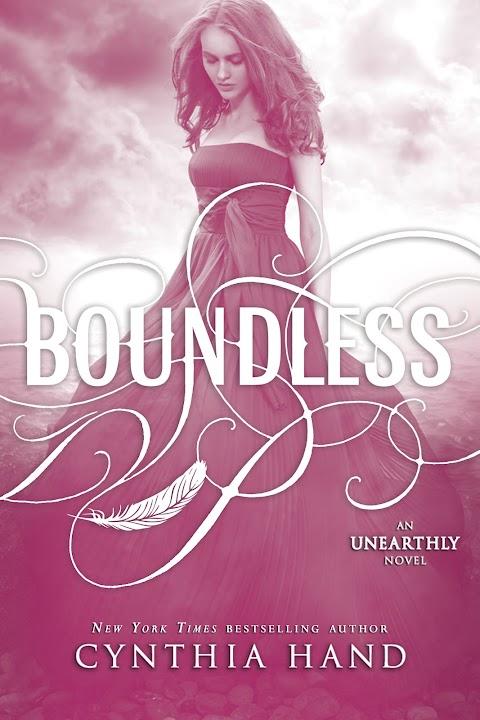 Portada de Boundless: libro  FINAL de la trilogía Unearthly