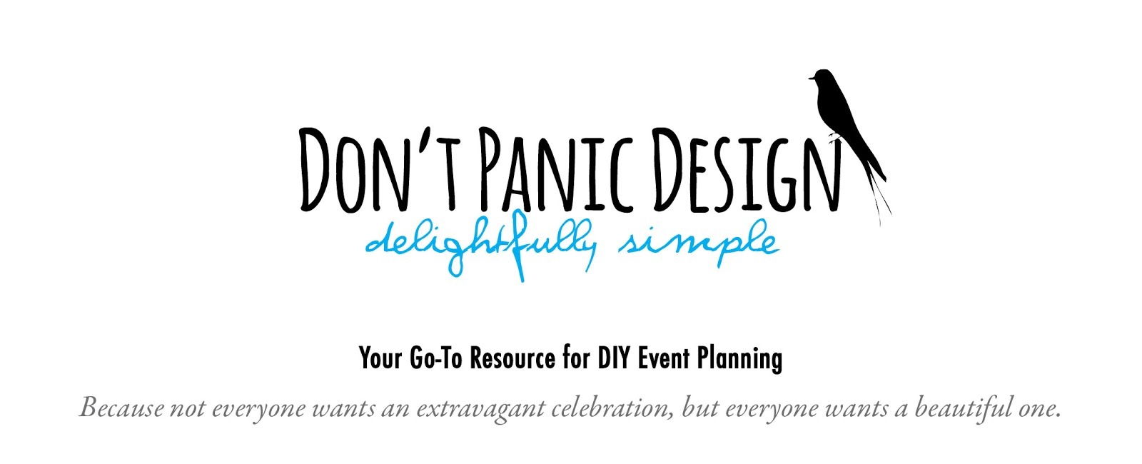 Don't Panic DIY Events