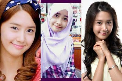 Kembar, YoonA Girl Generation, Berada, Di, Malaysia, Artis Korea, K-POP, Malaysia, Korea,