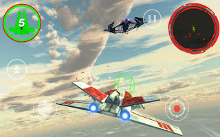 Game Alpha Squadron Multiscreen + armv6