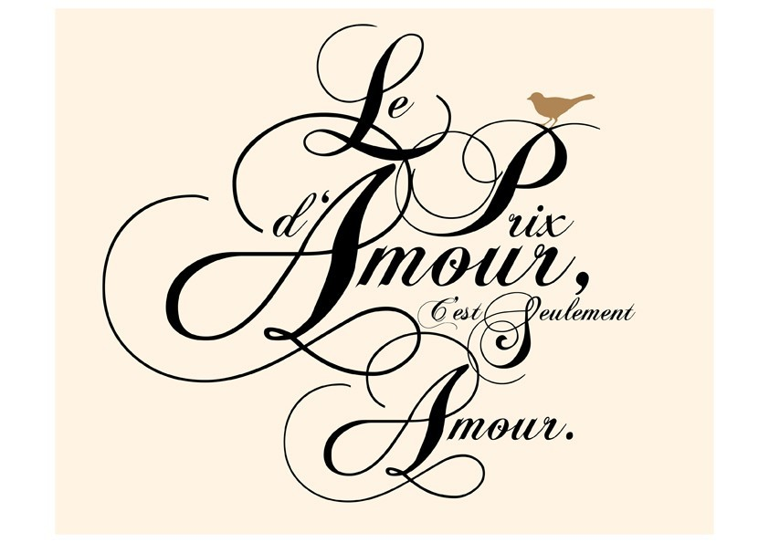 french quotes on love