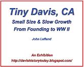 Pre-WWII Tiny Davis